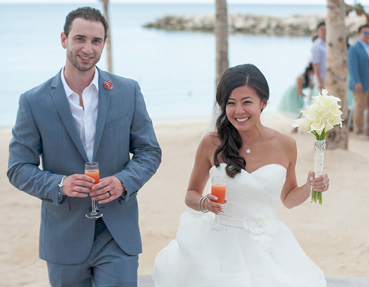 RIU Resort Jamaica | Destination Wedding